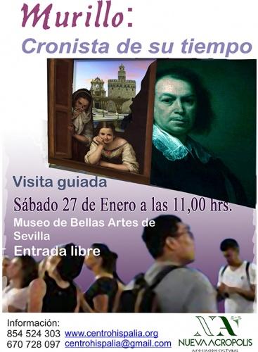 VISITA GUIADA MUSEO BELLAS ARTES