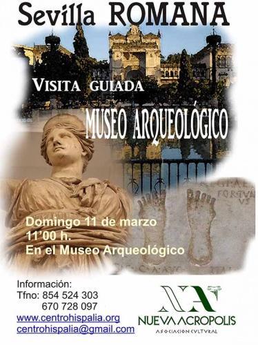 VISITA MUSEO ARQUEOLÓGICO DE SEVILLA