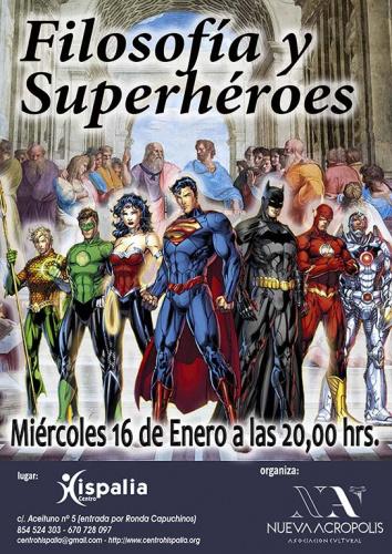 Filosofía y Superhéroes