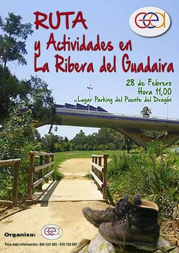 SENDERISMO RUTA RIBERA DEL GUADAIRA